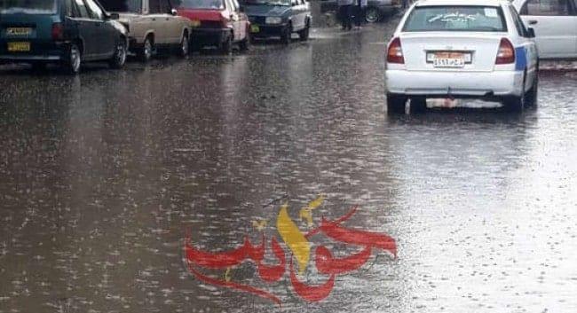 الأرصاد تحذر: طقس الغد أشدر برودة .. الأمطار مستمرة على كافة أنحاء الجمهورية