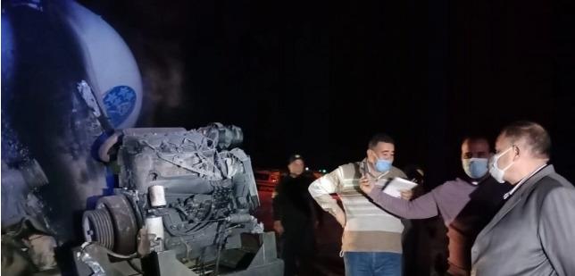 Screenshot 2021 04 14 صحيفة الوطن المصرية عاجل ارتفاع عدد ضحايا حادث تصادم نقل بأتوبيس في أسيوط لـ17 متوفى - حواديت اون لاين