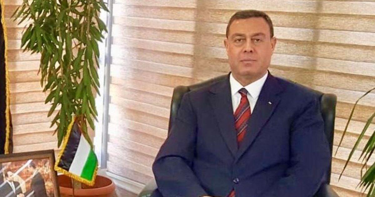 دياب اللوح سفير فلسطين لدى مصر ومندوبها الدائم لدى جامعة الدول العربية 1 - حواديت اون لاين