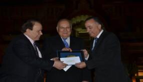 9 علماء وأدباء مصريين يفوزوا بجائزة الدكتور عفيفي للبحث العلمي والابتكار والأدب