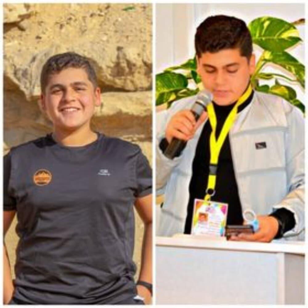 الطالب محمد على عبد المولى