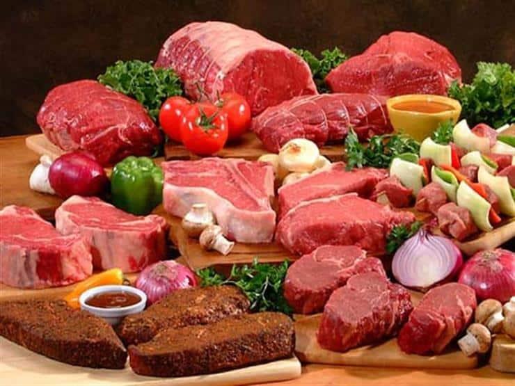 ما هي الكمية المناسب تناولها من اللحوم