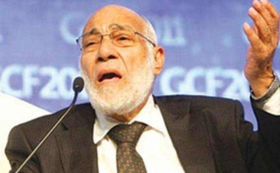 المفكر الاسلامي الدكتور زغلول النجار