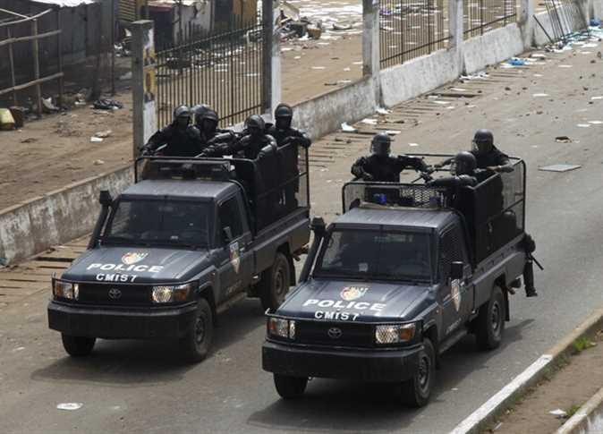 انقلاب عسكري فى غينيا
